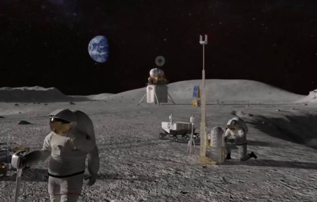 NASA's plan to return Humans to the Moon