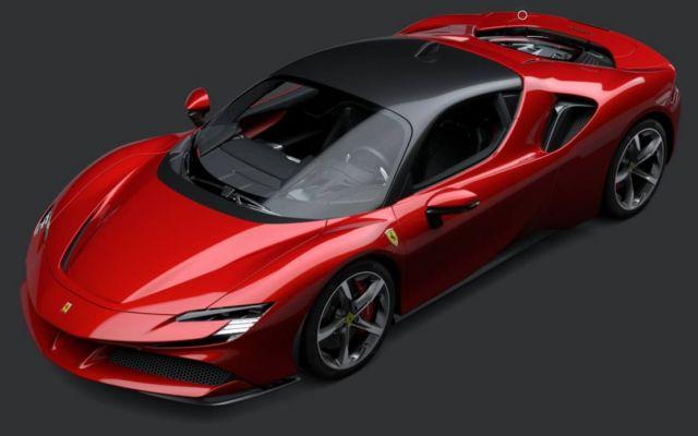 New Ferrari SF90 Stradale