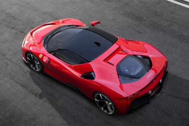 New Ferrari SF90 Stradale (8)