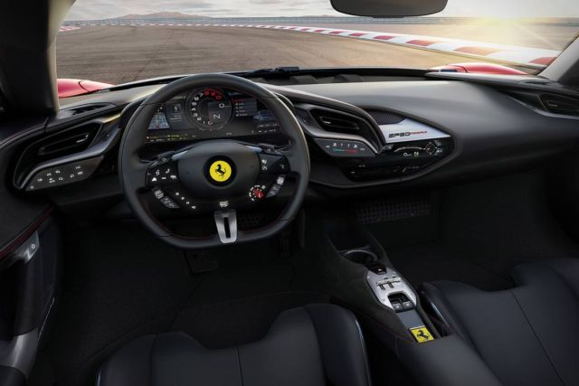 New Ferrari SF90 Stradale (2)