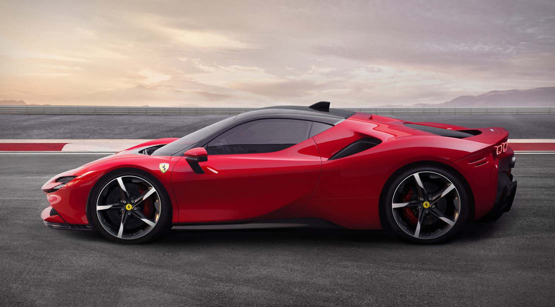 New Ferrari SF90 Stradale (1)