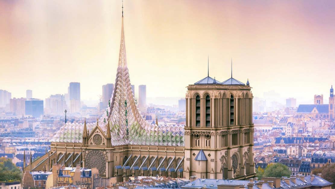 Paligenesis tribute to Notre-Dame (1)