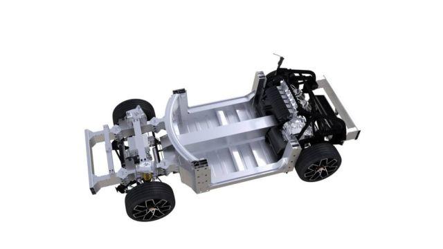Piëch Mark Zero electric sports car (3)