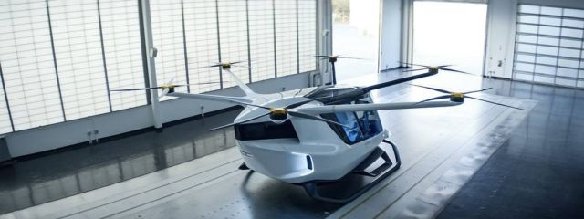 Skai Hydrogen-powered VTOL air taxi (8)