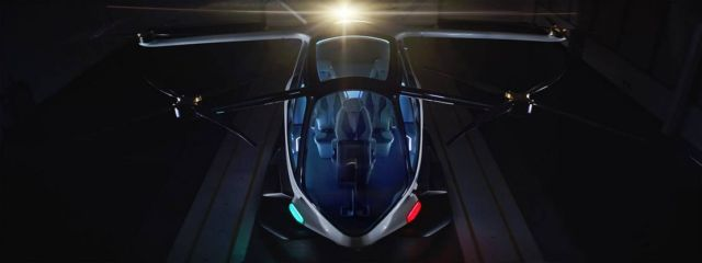 Skai Hydrogen-powered VTOL air taxi (5)
