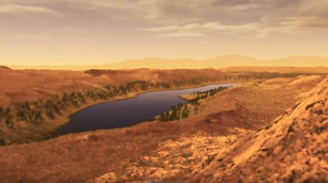 Terraforming the Sahara Desert