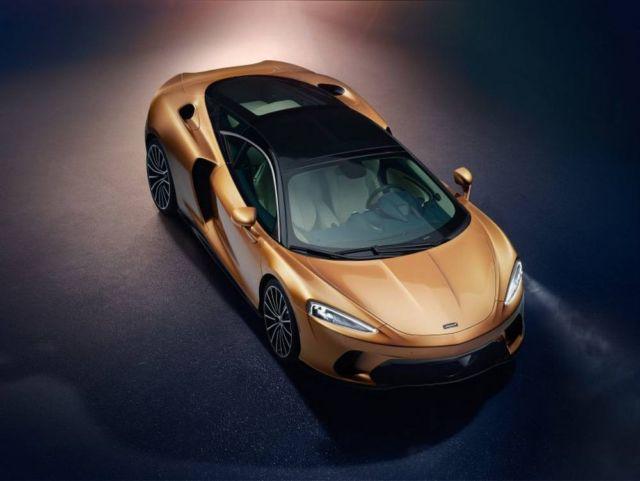 The New McLaren GT (12)