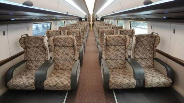 The new China's Maglev Train (2)