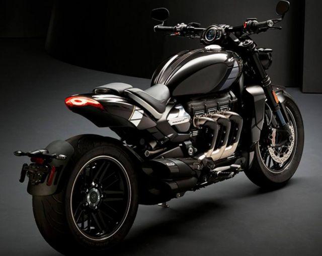 Triumph Rocket 3 TFC Motorcycle
