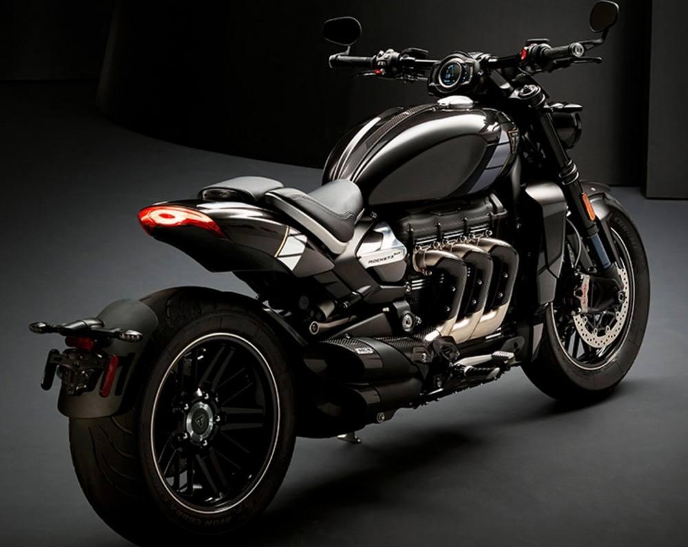 Triumph Rocket 3 TFC Motorcycle (9)