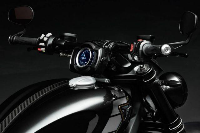 Triumph Rocket 3 TFC Motorcycle (6)