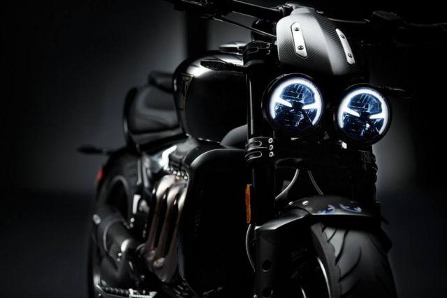 Triumph Rocket 3 TFC Motorcycle (5)