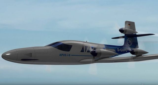 New in Electric Airplanes