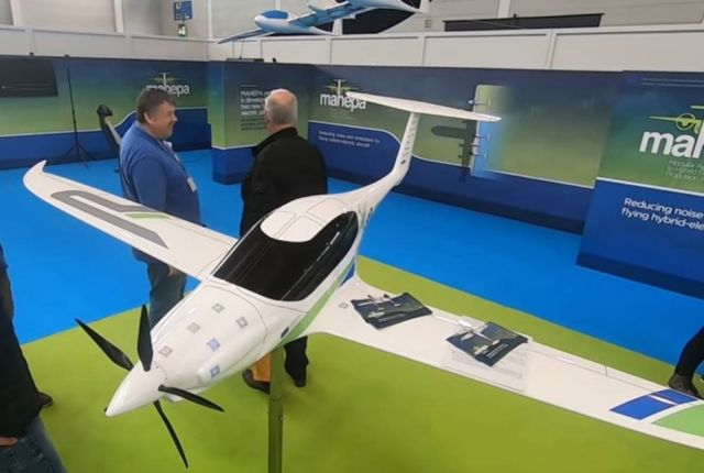 New in Electric Airplanes (2)