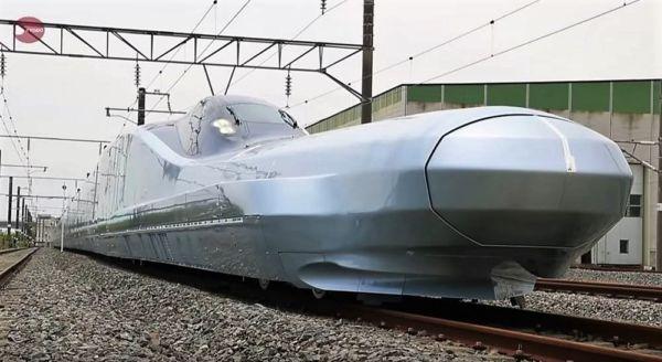 Bullet Train ALFA-X