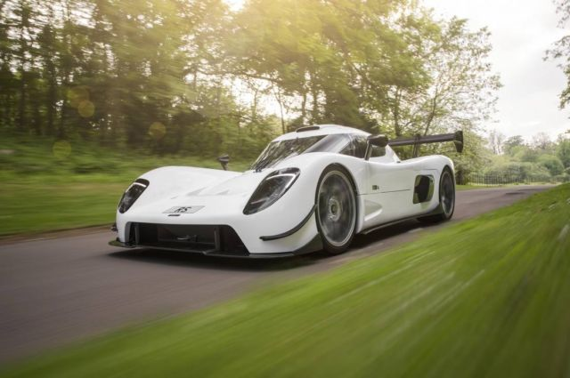 2019 Ultima RS sports car (4)