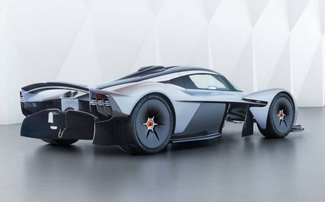 Aston Martin Valkyrie will race at Le Mans