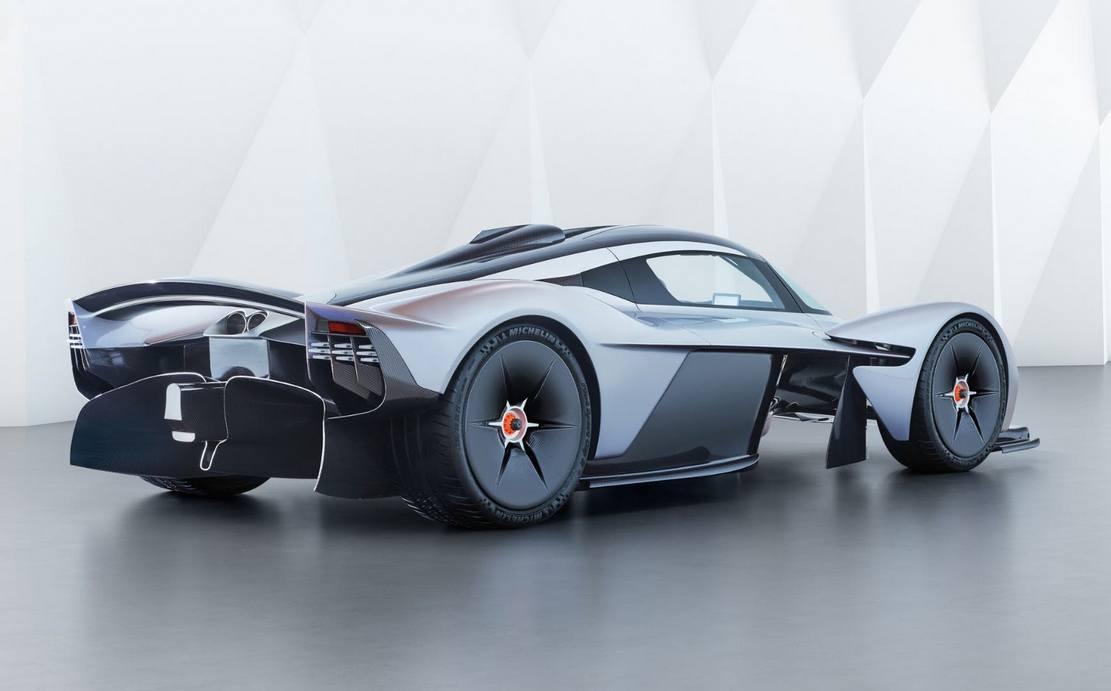 Aston Martin Valkyrie (5)