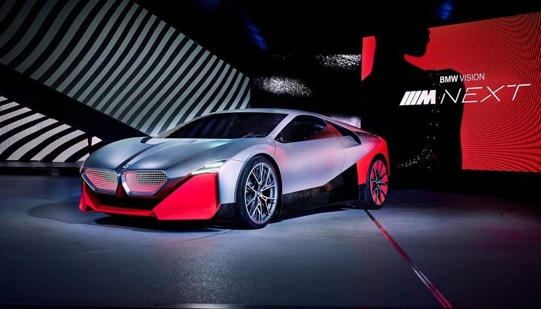 BMW Vision M Next concept   wordlessTech