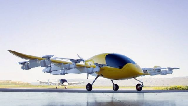 Boeing and Kitty Hawk form flying taxi Partnership (5)