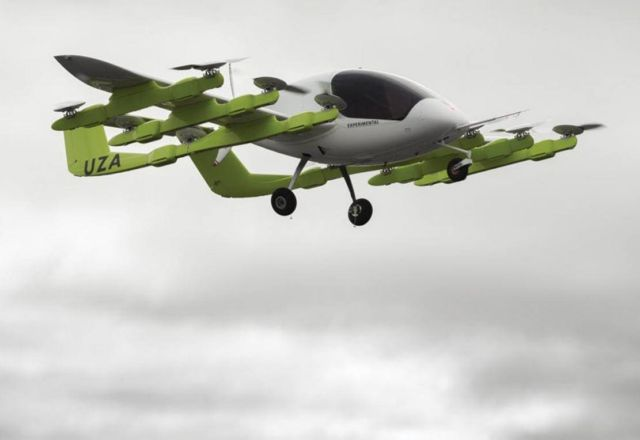 Boeing and Kitty Hawk form flying taxi Partnership (4)