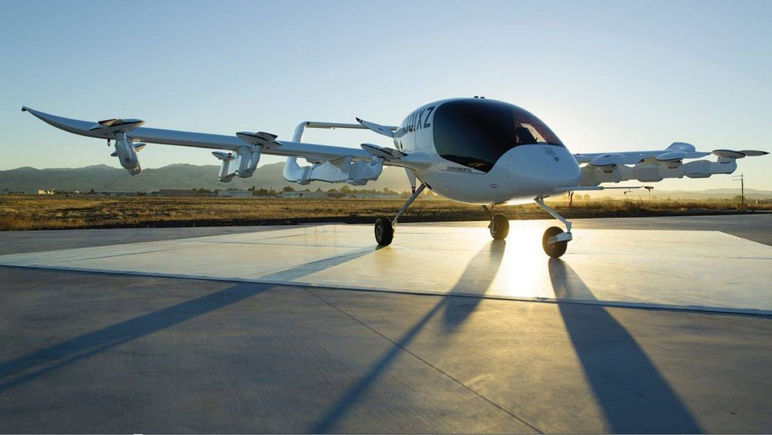 Boeing and Kitty Hawk form flying taxi Partnership (1)
