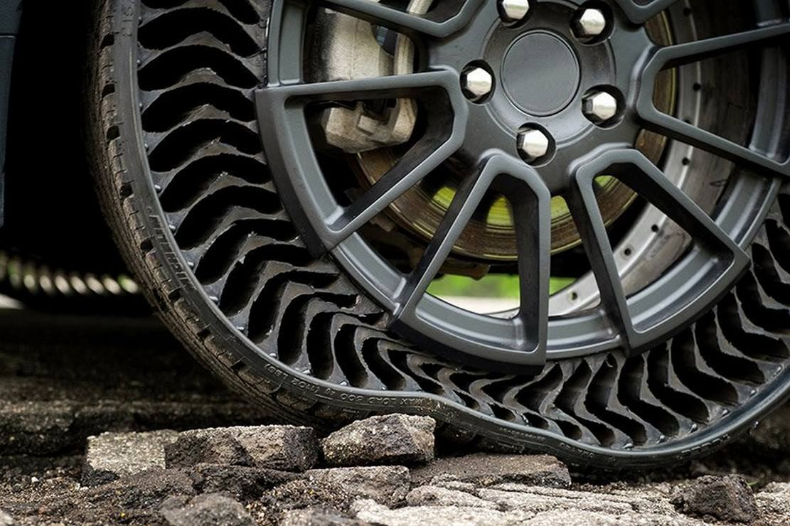 Michelin UPTIS Airless Tires to be available in 5 years