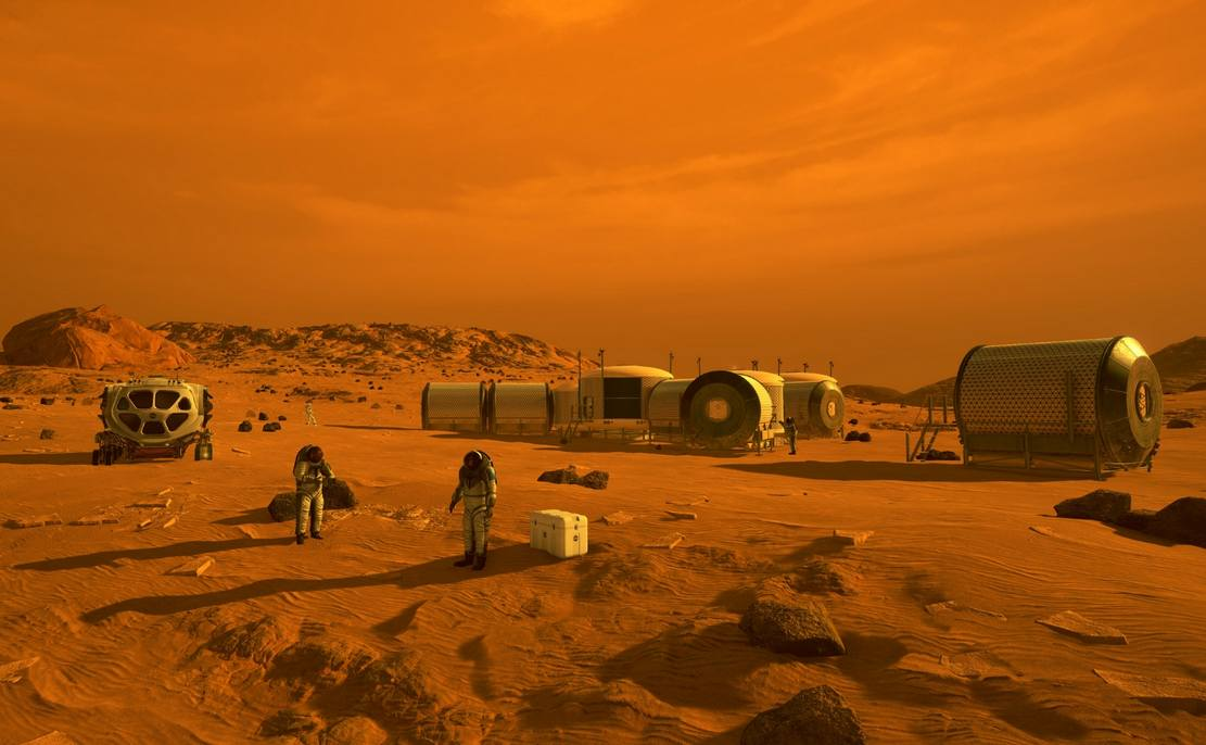 NASA's Mars 2020 will blaze a trail - for Humans