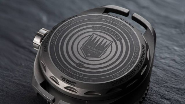 Omega Seamaster Planet Ocean Ultra Deep Watch (2)