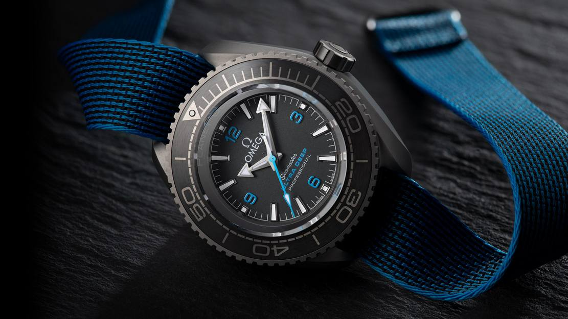 Omega Seamaster Planet Ocean Ultra Deep Watch (1)