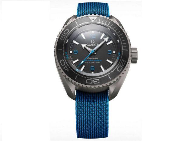 Omega Seamaster Planet Ocean Ultra Deep Watch (9)