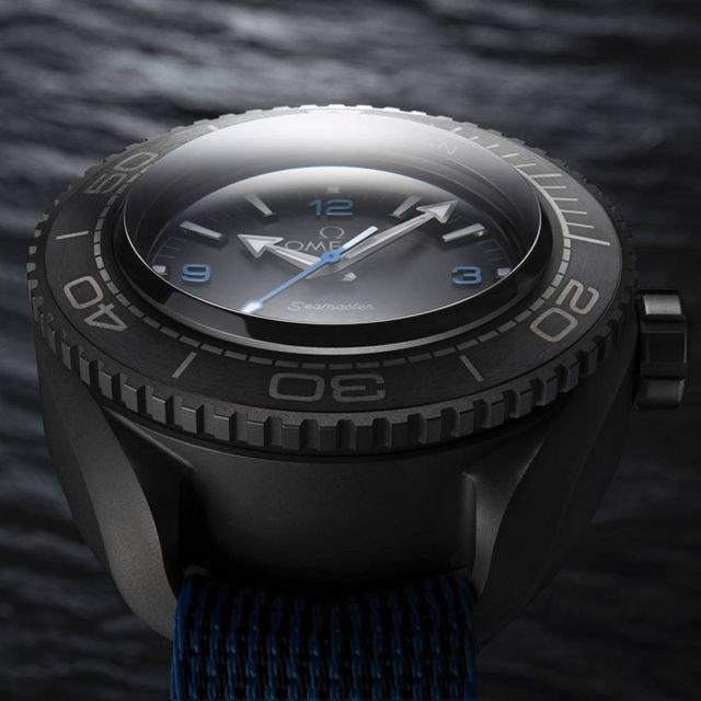Omega Seamaster Planet Ocean Ultra Deep Watch (8)