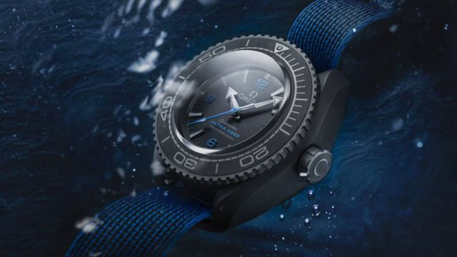 Omega Seamaster Planet Ocean Ultra Deep Watch (6)