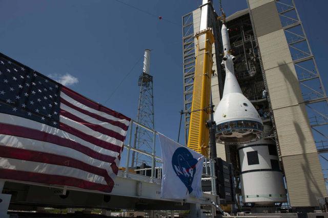 Orion's AA-2 Flight Test Article