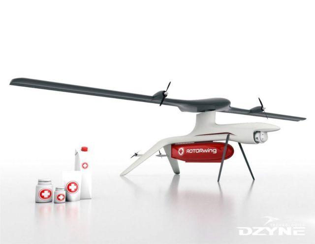 ROTORwing VTOL drone (6)