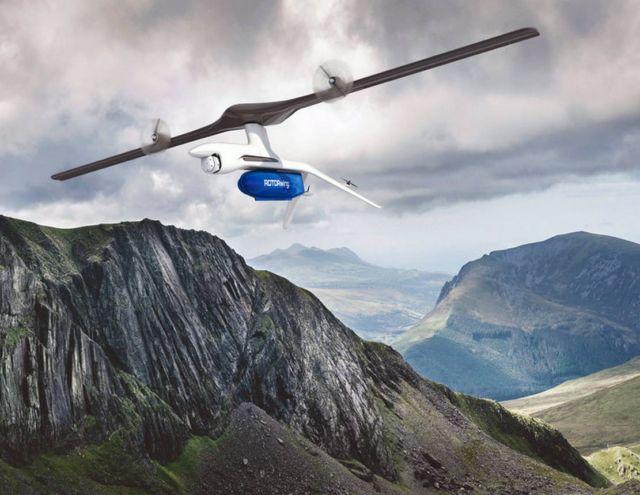 ROTORwing VTOL drone (4)
