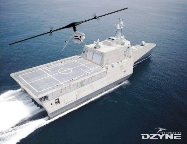 ROTORwing VTOL drone (3)