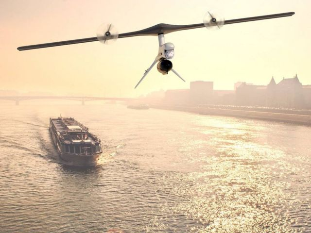 ROTORwing VTOL drone (2)