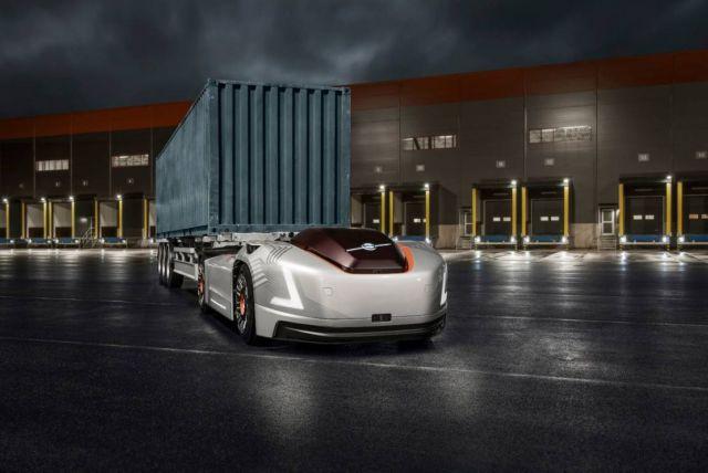 Volvo Vera autonomous Truck (3)