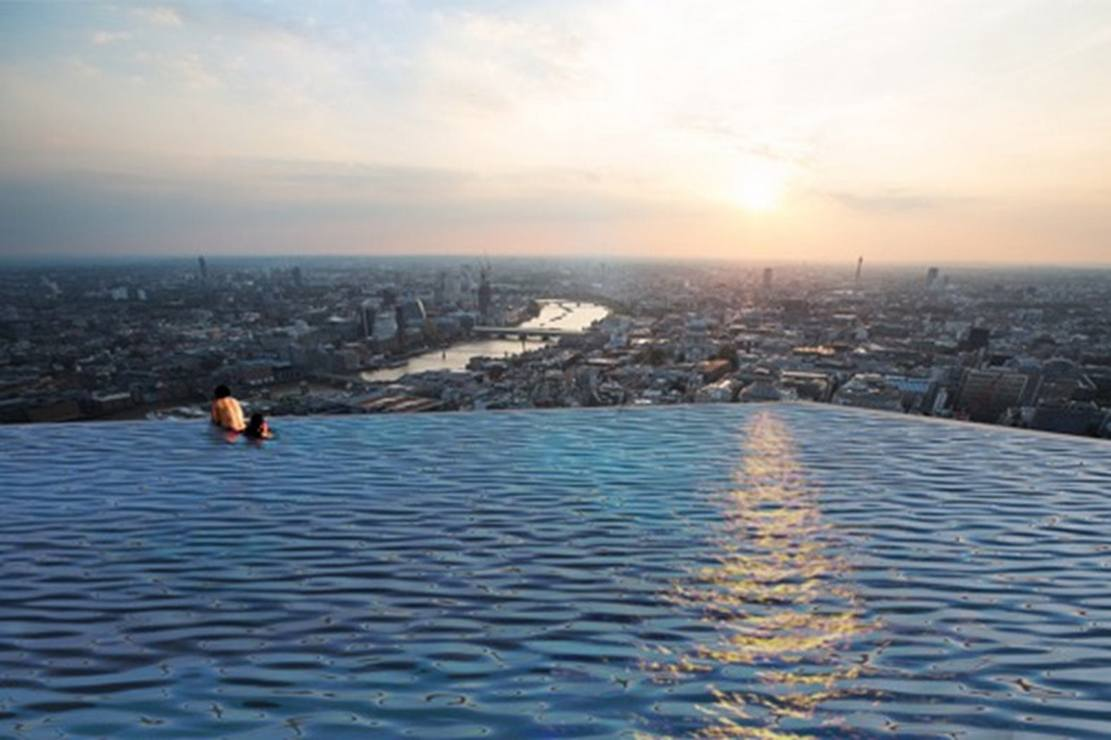 360-degree infinity pool in London (1)