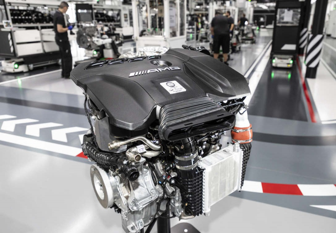 World's Most Powerful four-cylinder Engine