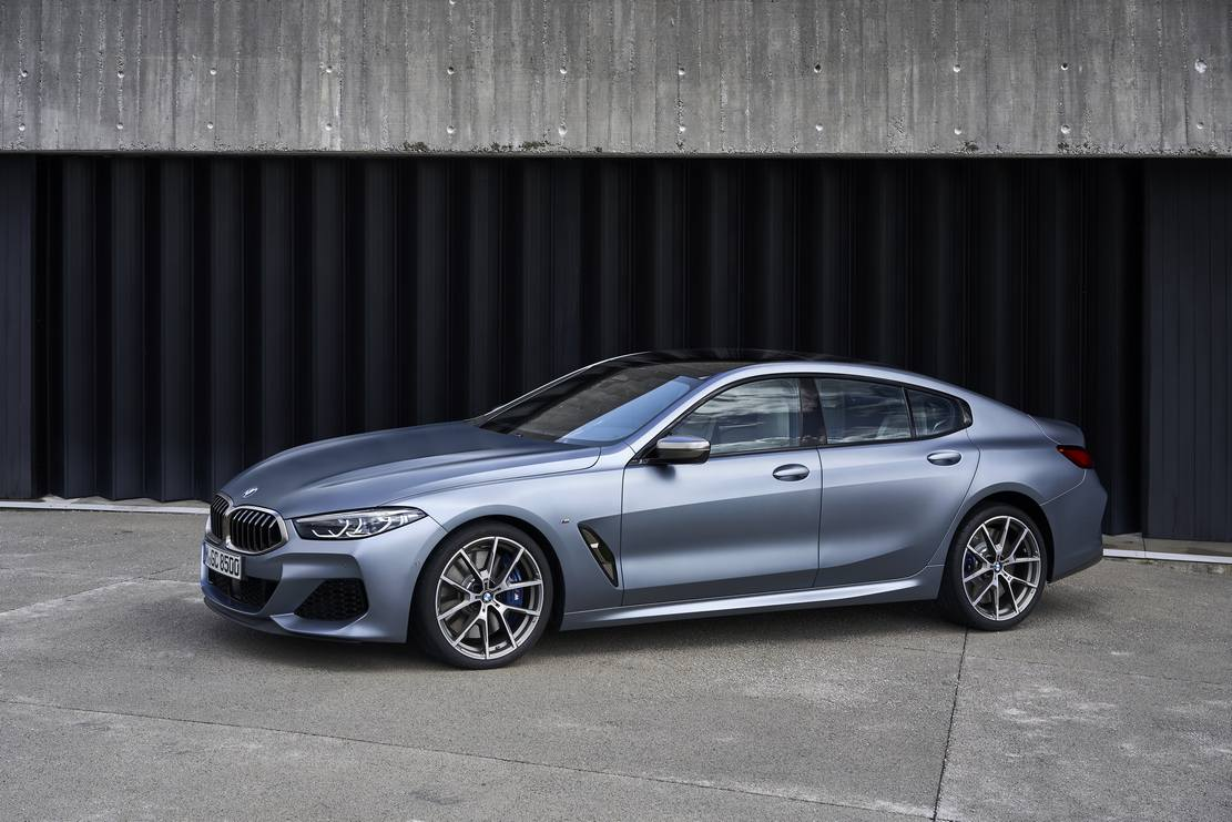 new BMW 8 Series Gran Coupe. (2)