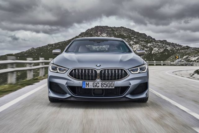 new BMW 8 Series Gran Coupe. (10)