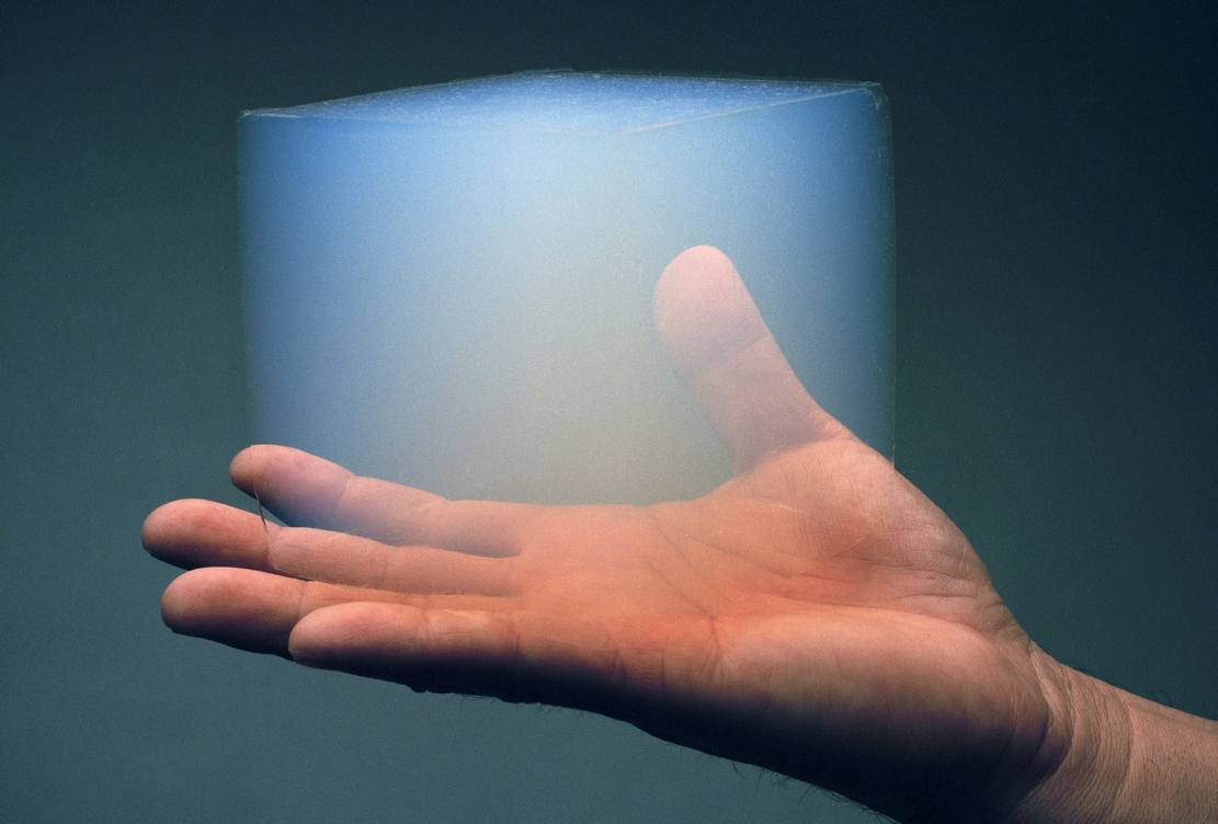 Aerogel could help to Colonize Mars