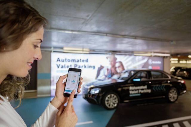 Bosch and Daimler obtain approval for Driverless Parking