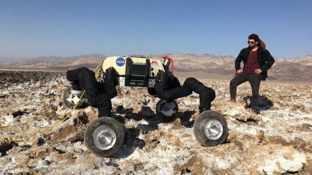 Climbing Robots