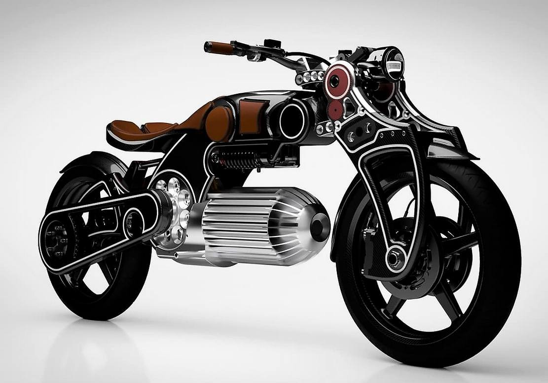 Curtiss Hades electric motorcycle (8)