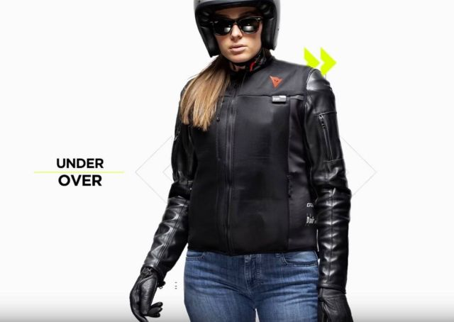 Dainese Smart Jacket biker airbag (2)