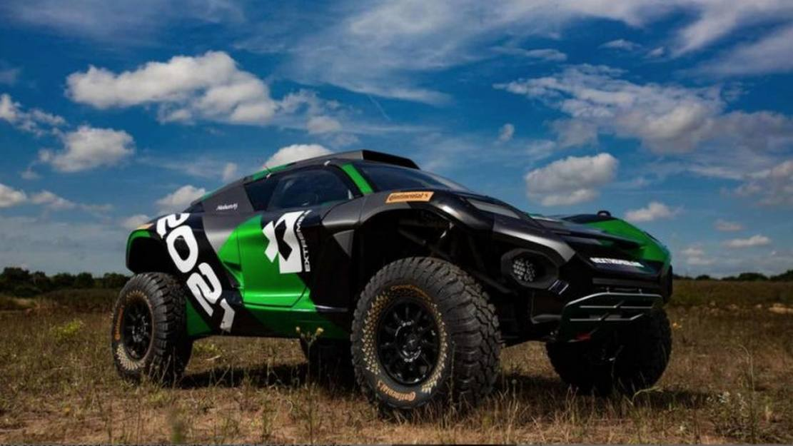 Extreme E Odyssey 21 racing electric SUV (4)