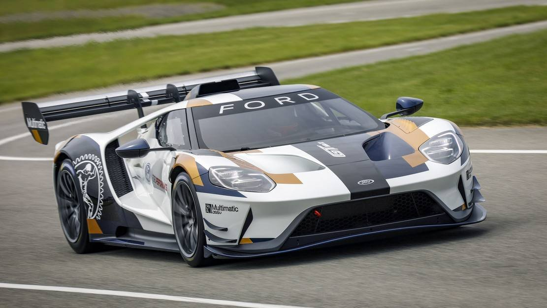 Ford GT Mk II track-only supercar (13)